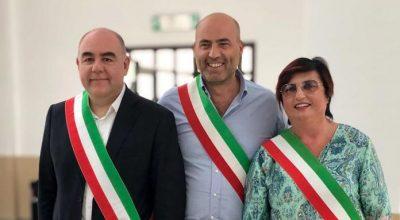Il Sindaco Carmelo D'Angelo firma l'adesione all'Azienda Idrica Comuni Agrigentini (AICA)